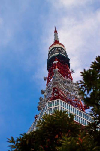 東京タワーがパワースポットな訳とは?神社と高さと色が決め手?