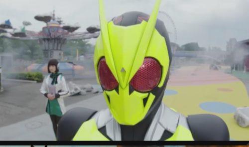 仮面ライダー01第一話の敵はカマキリで手からハリガネムシ?飛電アルトもヒューマギアの可能性は?
