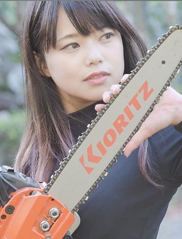 原田千栄(キンカン)はモデルで画家の林業女子!プロフィールや3サイズや名前の由来にインスタ画像は?【その他の人にあってみた】
