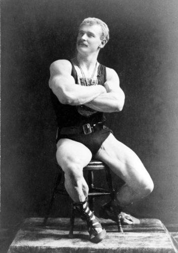ユージンサンドウはドイツ19世紀の筋トレ火付け役!夏目漱石も通販したエクセサイザーとボディビルの父と呼ばれた男の経歴