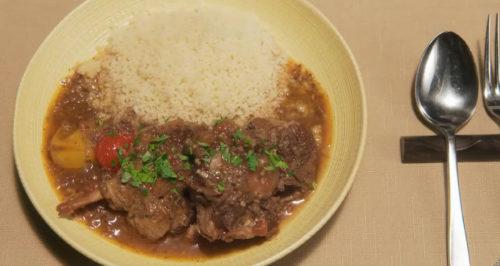 グランメゾン東京の五種類の肉が入ったクスクス作り方は?尾花夏樹(キムタク)と京野陸太郎(沢村一樹)の思い出の味!