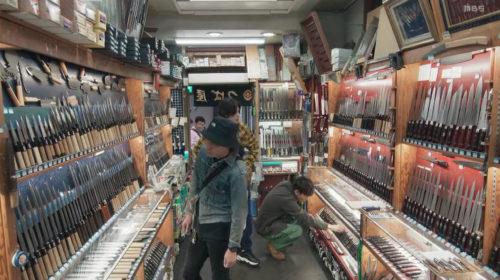 グランメゾン東京第四話で芹田公一の包丁を買った店は合羽橋のつば屋!メーカーや価格は?