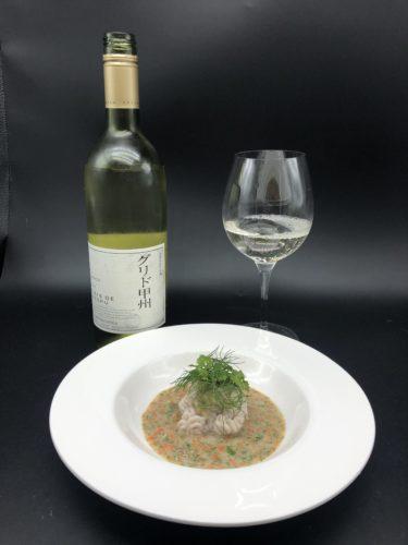 グランメゾン東京タラの白子のポッシェの作り方・レシピ!グリド甲州ワインに合わせた料理!