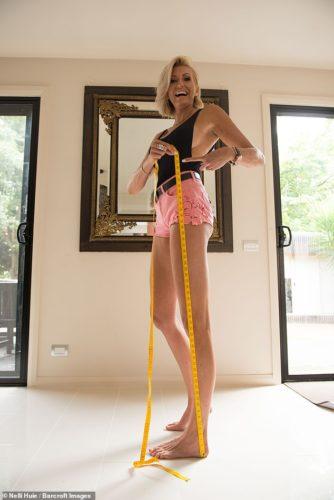 キャロライン・アーサーのプロフィールやモデル経歴は?年齢・身長・体重・脚の長さや子供の身長は?
