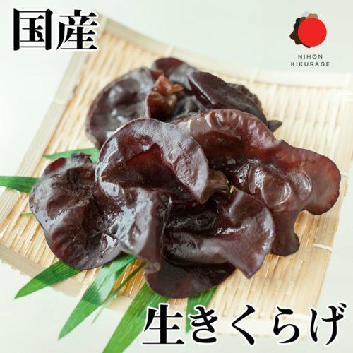 青空レストランの山梨県富士河口湖町生きくらげ通販情報『日本きくらげ富士山』の価格や送料は?