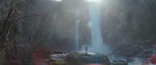 宇多田ヒカル2020年サントリー天然水CMの滝のロケ地の場所はどこ?外国?国内?