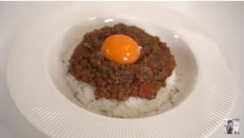 所ジャパンのレンジで無水キーマカレーの作り方・レシピ『料理研究家リュウジ』のキーマがマジ簡単