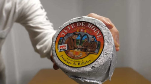 きまぐれクックの回して削るチーズ【テットドモワンヌ】の通販情報!
