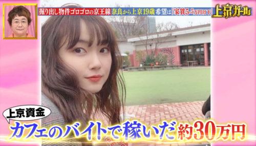 ガール 可愛い 上京