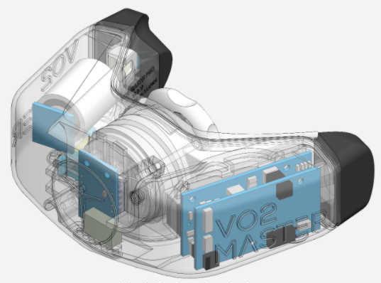 消費カロリー算出マスク『VO2Master』の価格や仕組みに性能は?【初耳学】