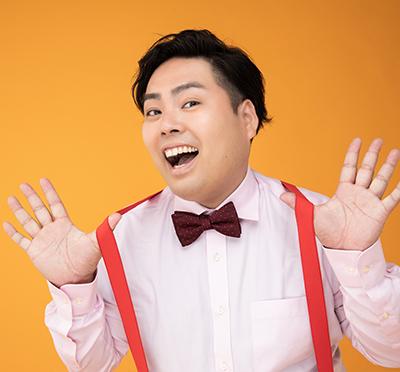 ゴリ山田カバ男ものまね紅白最強新人歌上手カヴァーがすごい彼の経歴は?本名に芸名の由来は?【土曜プレミアム】