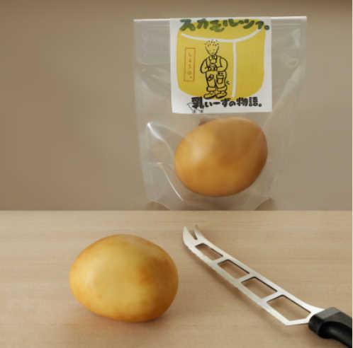 青空レストランスカモルツァの醤油漬け通販情報。【広島県乳ぃーず物語。】