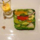 グランメゾン東京第二話の『ナスのプレッセ』とはどんな料理?作り方や調理法は?
